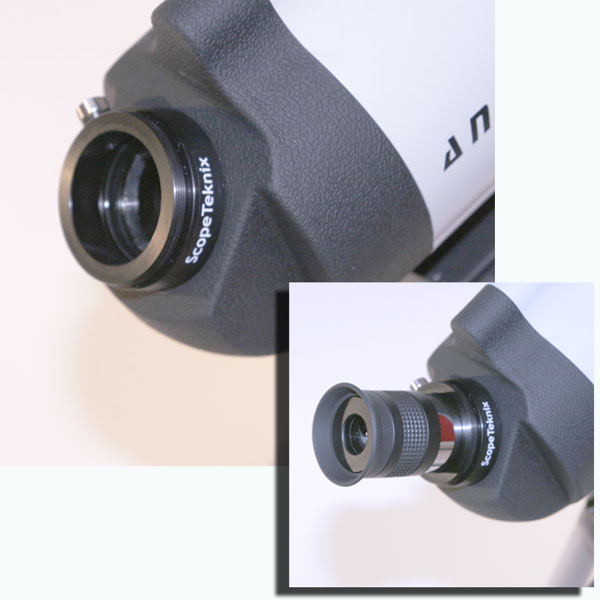 "AC646 1.25"" eyepiece and camera holder for T thread"