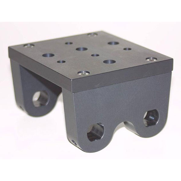AC509 Heavy-duty camera mounting platform for parallel rail mounting system.