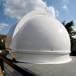 Pulsar Observatories 2 2m Short Height Observatory Dome