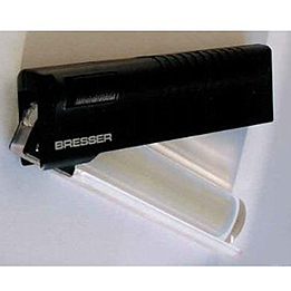 Bresser LS-20100 2x swing illuminated pocket magnifier