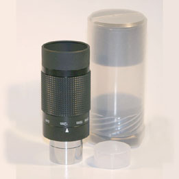 8mm to 24mm zoom eyepiece