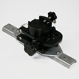 Sky Watcher guide scope mount with platform and dovetail bar