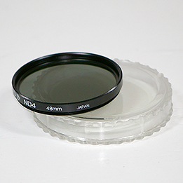 "ND4 2"" neutral density Moon filter"