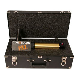 Hard case for all Personal Solar Telescopes (PST)