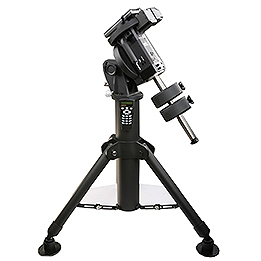 EQ8 Pro Synscan Equatorial mount with pier tripod