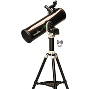 "Explorer-130PS (AZ-GTI) 130mm (5.1"") F/5 WiFi Go-To Parabolic Newtonian Telescope"