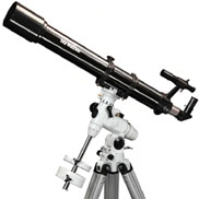"EVOSTAR-90 (EQ3-2) 90mm (3.5"") f/900 REFRACTOR"