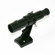 6x20mm finder with standard two-hole bracket