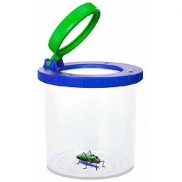 Bresser insect jar with 2x and 4x magnifier