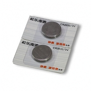 2x CR2032 Lithium batteries for all red-dot and MRF finders