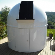 2.7m full height observatory dome