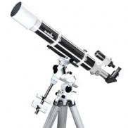 "EVOSTAR-120 OTA and non-motorised GEM 120mm (4.75"") f/1000 REFRACTOR"
