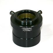 "GSO T-thread 1.25"" to 2"" eyepiece adaptor with filter thread"