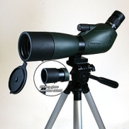 Barr & Stroud Sahara 15-45 x 60 tubkikare & stativpaket (scope & tripod kit)