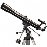 "Sky Watcher Evostar 90 (EQ2) 90mm (3.5"") f/900 refractor"