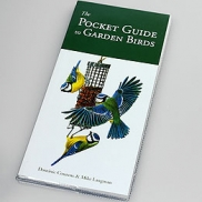 'The Pocket Guide to Garden Birds' avCouzens & Langman