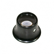 Bresser black 6x watchmakers magnifier