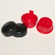 "1.25"" dust plug and cap set"