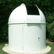 2.2m full height observatory dome