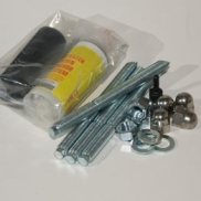 Pier fitting kit for all AE piers